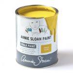 English Yellow Annie Sloan Chalk Paint 1 litre