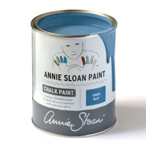 Greek Blue Annie Sloan Chalk Paint 1 litre