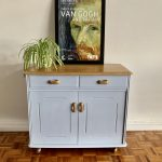 Louis Blue Ercol Sideboard