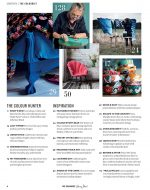 The Colourist Issue 3 Contents